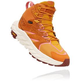 Hoka One One Anacapa GTX Mid Shoes Women, amarillo